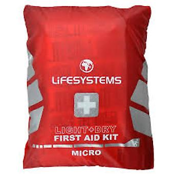 Lifesystems Light and Dry Micro First Aid Kit -
