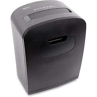 HanFei PS410 Aktenvernichter   Schredder   Micro Cut   Partikelschnitt   6-8 A4 Bltter   4 L
