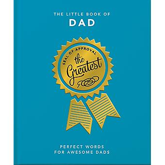 The Little Book of Dad by Orange Hippo