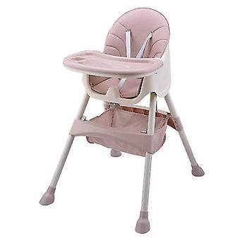 Baby High Feeding Stuhl tragbare Kinder Tisch faltbare Ess verstellbare Höhe