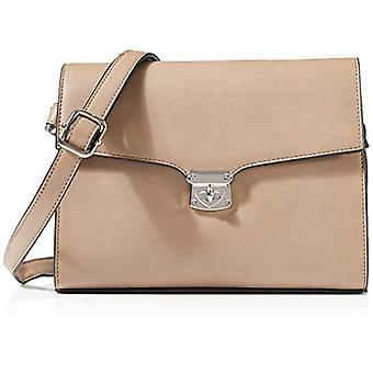 N.V. Bags 322 Woman HANDBAG FOR WOMEN, Taupe, One Size