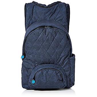 MorikukkoMorikukko Hooded Backpack Navy BlueUnisex - AdultZainiMulticolore (Navy Blue)33x8x40 Centimeters (W x H x L)