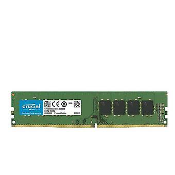 Crucial 16Gb Ddr4 Udimm 2666Mhz Cl19 Desktop Pc Memory Ram