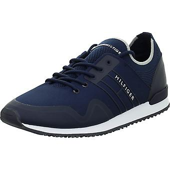 Tommy Hilfiger Iconic Sock Knit Runner FM0FM03615DW5 universal all year men shoes