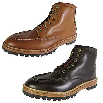 Cole Haan Mens Judson Moc Tå Läder Läder Boot Skor