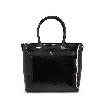 Trussardi -BRANDS - Taschen - Shopper - PAPRICA-75B00558-99M250 - Damen - Schwartz