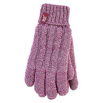 Κυρίες θερμικά fleece επενδεδυμένη χειμερινά γάντια