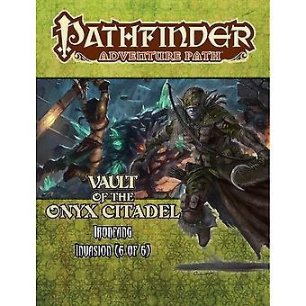 Pathfinder Abenteuerpfad 120: Gewölbe der Onyx Zitadelle (Ironfang Invasion 6 von 6)