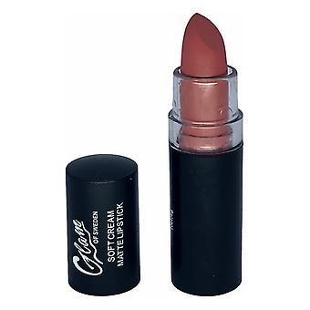 Lipstick Soft Cream Glam Of Sweden (4 g) 02-naken rosa
