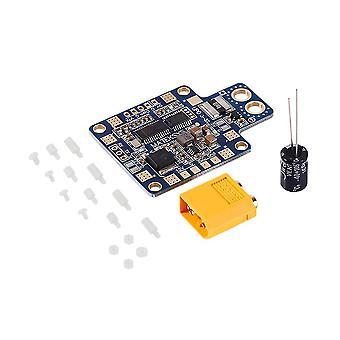 Matek Hubosd Eco X Power Distributon Board Hub Osd Pdb Current Sensor