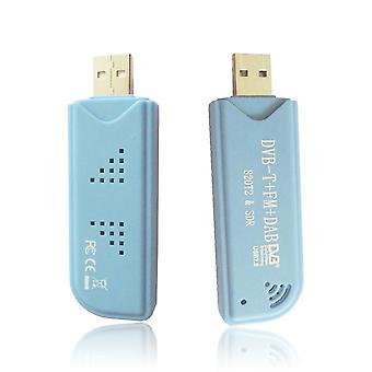 Akıllı Dvb-t Sdr Tv Stick Tuner, Windows için Antenli Alıcı Dongle