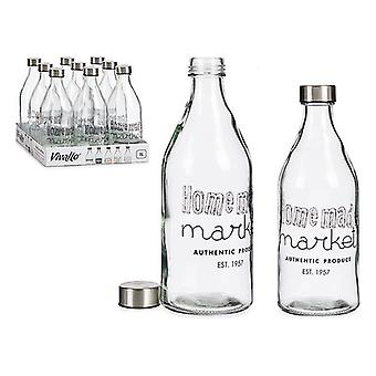 Rynek butelek Stal szklana 1000 ml