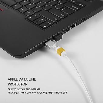 Μοναδικός προστάτης αποταμίευσης καλωδίων φορτιστών USB για το Apple Iphone 5 5s 6 συν