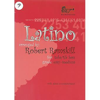 Latino for Eb Bass/Tuba Bass Clef (tuba/Eb Bass)