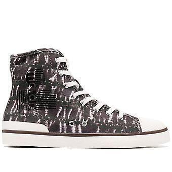 Isabel Marant Benkeenh Tye Sweat Sneakers