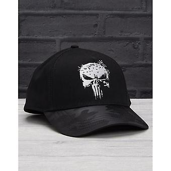 The Punisher Unisex Adult Snapback Cap