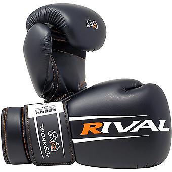 RIVAL Boxning RS60V Träning Sparring Handskar - Svart