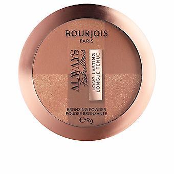 Bourjois Always Fabolous Bronzing Powder #002 pour femmes