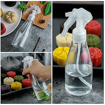 Watering cans 200 empty refillable plastic pump spray bottles travel perfume atomiser