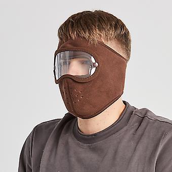 Face Mask Polar Fleece Windproof High-definition Anti-fog Mask