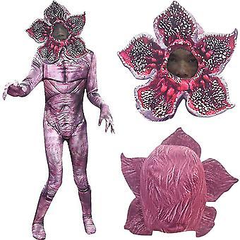 Cosplay Stranger Things Kindermasken Party Piranha & Maske Halloween Kostüm