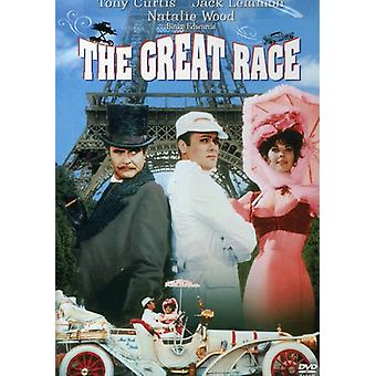 Great Race [DVD] USA import