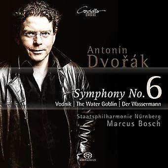 A. Dvorak - Dvor K: Symphony No. 6 [SACD] USA import