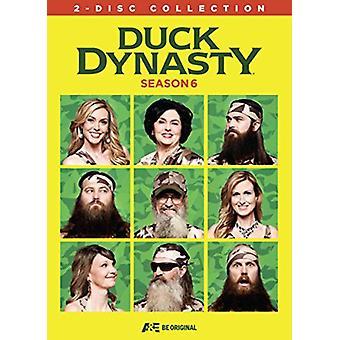 Eend dynastie: Seizoen 6 [DVD] USA import