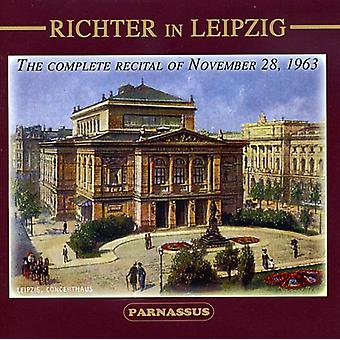Beethoven/Brahms/Chopin - Richter in Leipzig [CD] USA import