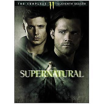 Overnaturlige: [DVD] ellevte sesong USA import