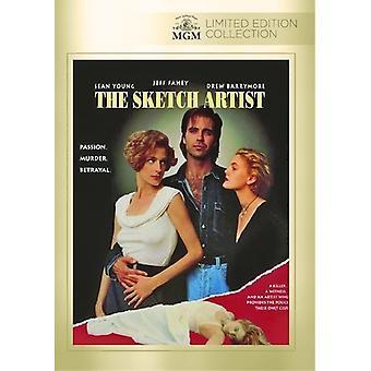 Tecknare [DVD] USA import