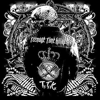 Teenage Time Killers - Greatest Hits Vol. 1 (2LP+CD)(Black and [Vinyl] USA import