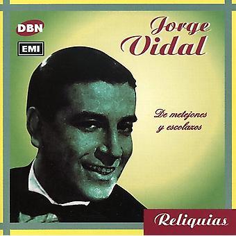 Jorge Vidal-de Metejones Y Escolazos [CD] EUA importação