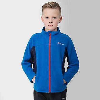 Nowy Berghaus Boy ' s Tyndrum Polar Jacket niebieski