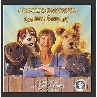 Courtney Campbell - importation USA crêpes moutarde [CD]