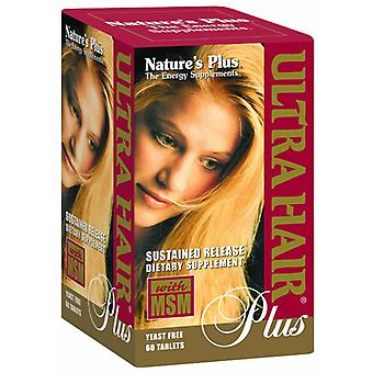 Natures Plus ULTRA HAIR PLUS SUSTAINED RELEASE TABLETS 60