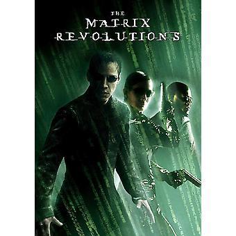 The Matrix Revolutions Movie Poster (11 x 17)