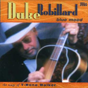 Duke Robillard - Blue Mood [CD] USA import