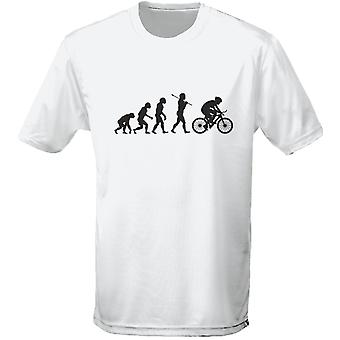 Cycling Evo Evolution Kids Unisex T-Shirt 8 Colours (XS-XL) by swagwear