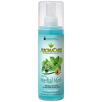 Professional Pet Products Aromacare Cooling Herbal Mint Spray 237ml