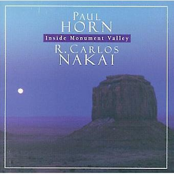 Nakai/Horn - Inside Monument Valley [CD] USA import