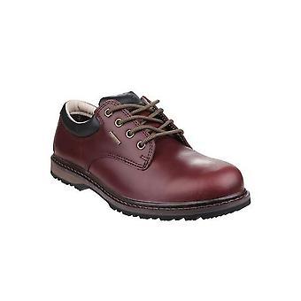 Cotswold Mens Stonesfield Leder Schuh Wandern