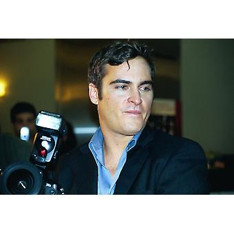 Joaquin Phoenix At Premiere Of Buffalo Soldiers Ny 7212003 By Janet Mayer Celebrity