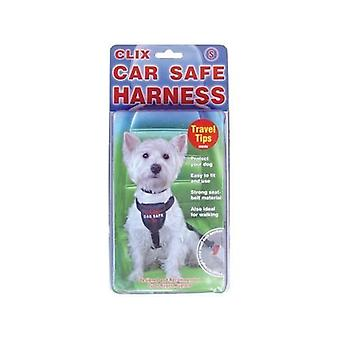 Company Of Animals - Clix Car Safe Dog Harness-Small x 2 pack