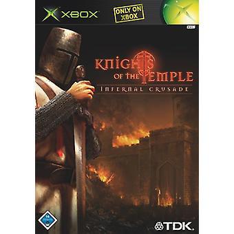 Ridders van de tempel (Xbox)-nieuw