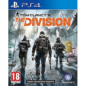 Tom Clancys The Division (PS4)-nieuw