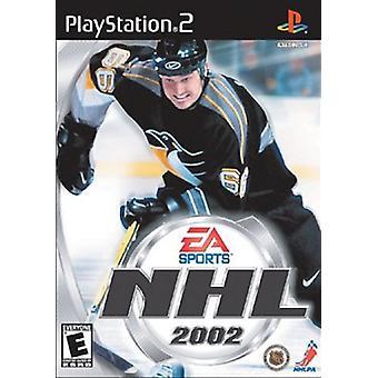 EA Sports NHL 2002 (PS2) - Nowa fabryka zamknięta