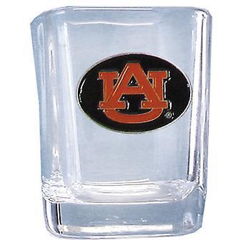 Auburn Tigers NCAA carré tourné verre