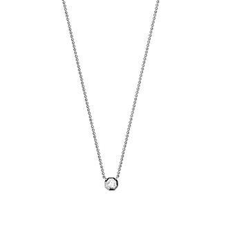 Feminino-ESPRIT cadeia colar prata zircônia cúbica de JW52890 ESNL93459A420