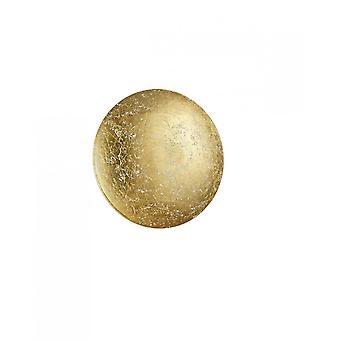 Lâmpada de parede Metal ouro do trio iluminação Chiros moderno